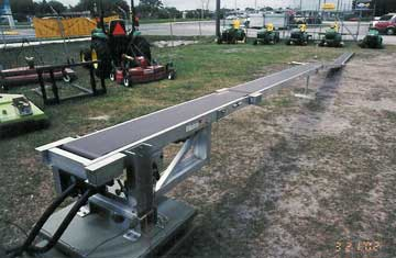 Applications and Industries for the Add-A-Veyor/Porta-Veyor Portable